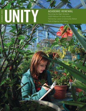 Summer 2009 (pdf) - Unity College