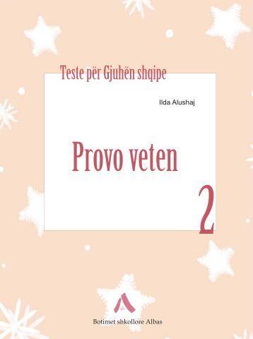 Testet Gjuha Shqipe 2 - Albas