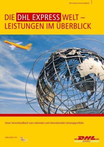 DHL Express Servicehandbuch - HBH Service GmbH