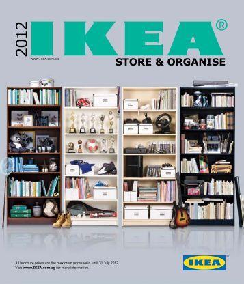 STORE & ORGANISE - Ikea