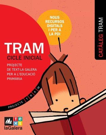 TRAM Cicle Inicial - laGalera.Text