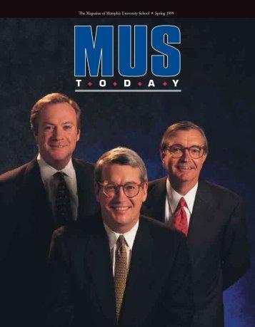 Spring 1999 - Memphis University School