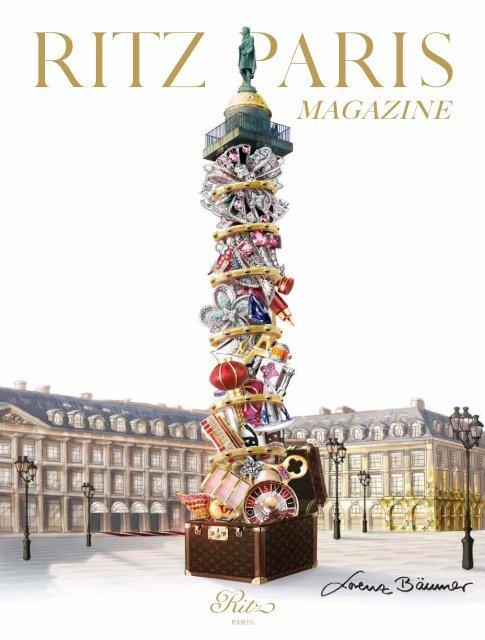 MAGAZINE - Ritz Paris