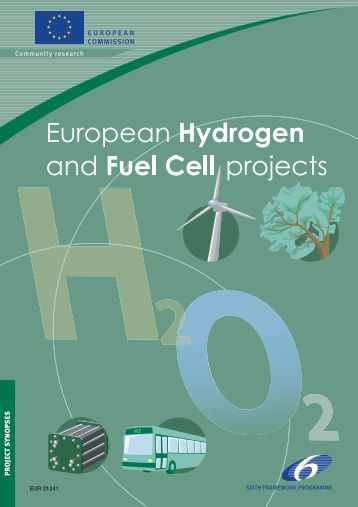 European hydrogen and fuel cells projects - NaturalHy