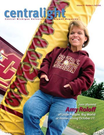 Amy Roloff - Central Michigan University