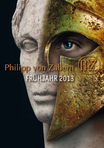 Frühjahr 2013 - Verlag Philipp von Zabern