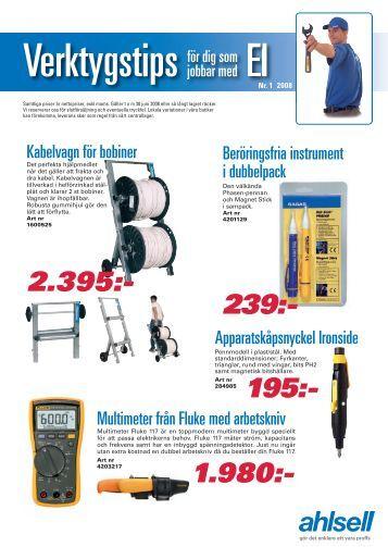handverktyg - Ahlsell