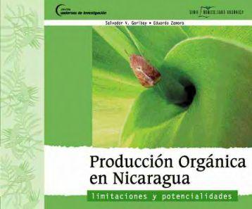 Producción Orgánica en Nicaragua - SIMAS