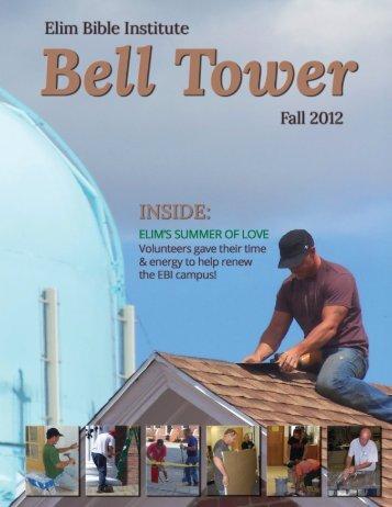Fall 2012 | 1 - Elim Bible Institute