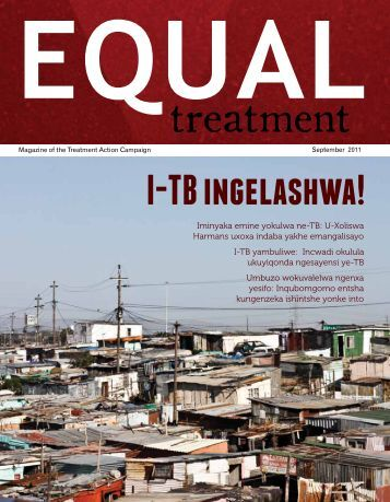 IsiZulu - Treatment Action Campaign
