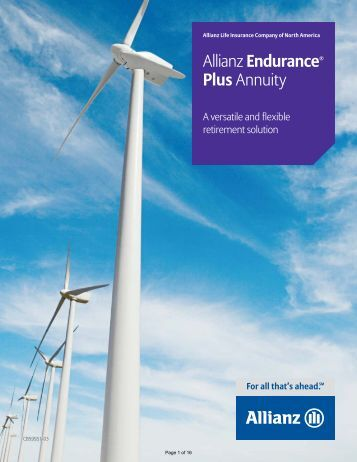 Image Result For Allianz Endurance Plus