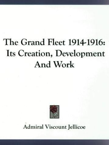grand fleet, 1914-1916