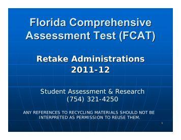 K-12 Student Assessment