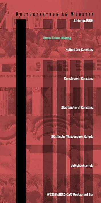 Kulturzentrum am Münster - christina-schwarz.com