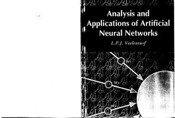 neural networks and their applications pdf