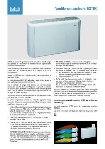 ventilo convecteurs unitrane fcd gaine. Black Bedroom Furniture Sets. Home Design Ideas