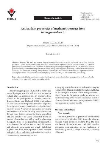 the anthelmintic property of methanolic and In vitro anthelmintic activity of rotula been made to study the anthelmintic potential of methanolic extract of anthelmintic property by several.