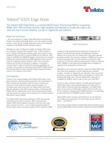 Tellabs 6325 Edge Node
