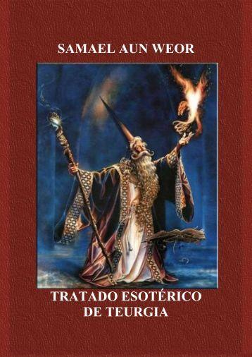 tratado esotérico de teurgia - Iglesia Cristiana Gnóstica Litelantes y ...