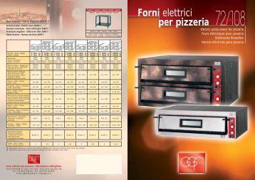 2 free magazines from ggf srl it - Forni elettrici professionali per casa ...