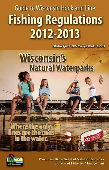 Fishing regulations - Wisconsin DNR