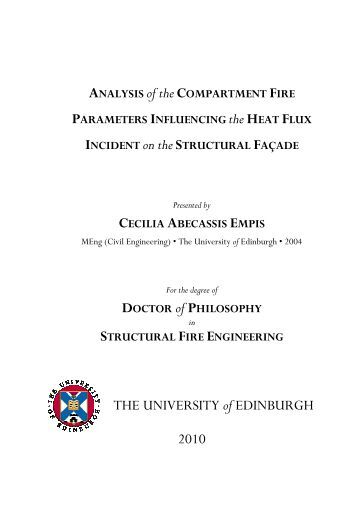 University of edinburgh thesis archive