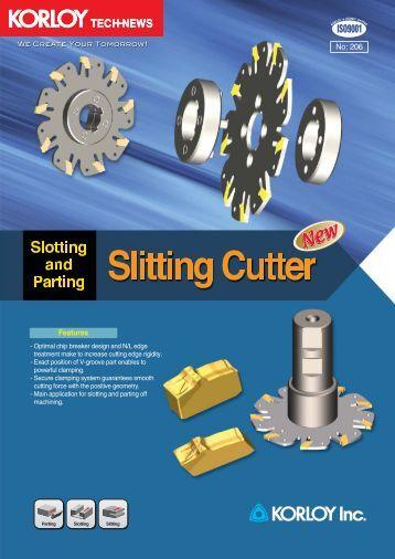 Slitting Cutter