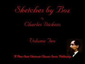Sketches by Boz - Vol 2 - Penn State University