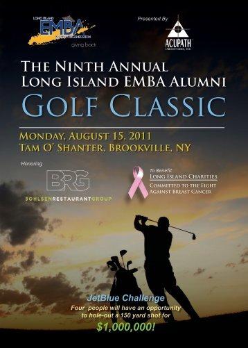 Golf Classic - LIEMBA - The Long Island EMBA Alumni Association