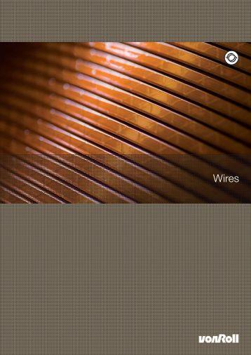 Von Roll - Magnet Wire Catalogue