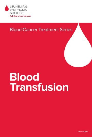 Blood transfusion essay