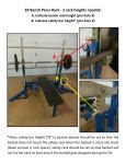ER Squat Rack Height (indicate pin-hole #) - USA Powerlifting - Page 2