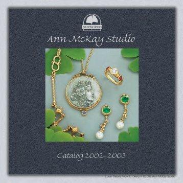 Ann McKay Catalog - Ann McKay Studio