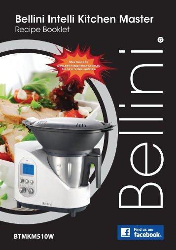 Intelli Kitchen Master Recipes Bellini Casa De Magazines