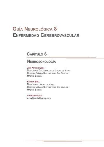 guía neurológica 8 enfermedad cerebrovascular - Asociación ...