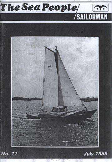 T h e s ea p eo p te 7---m ) - Polynesian Catamaran Association