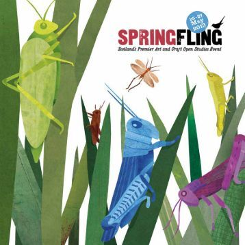 The Spring Fling 2013 brochure is now available