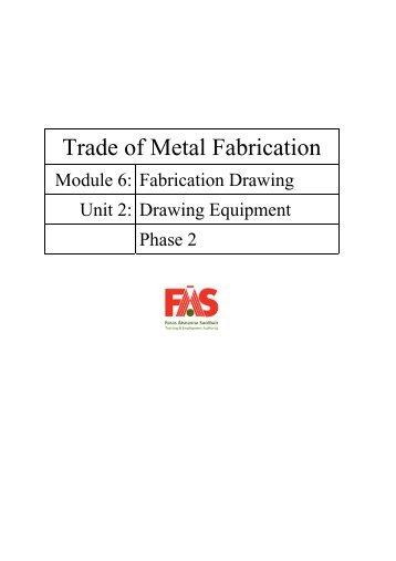 Trade of Metal Fabrication - eCollege