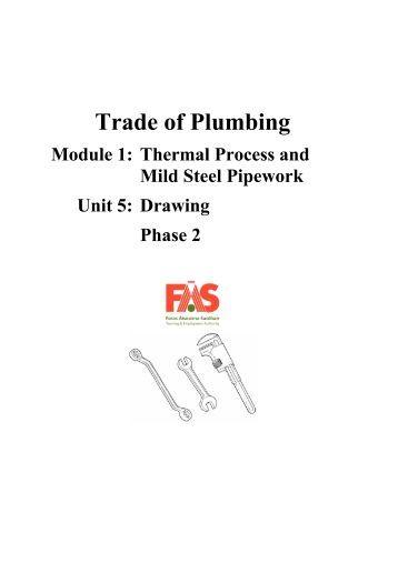 Trade of Plumbing - eCollege