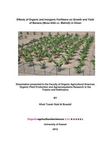 International Journal of Agronomy