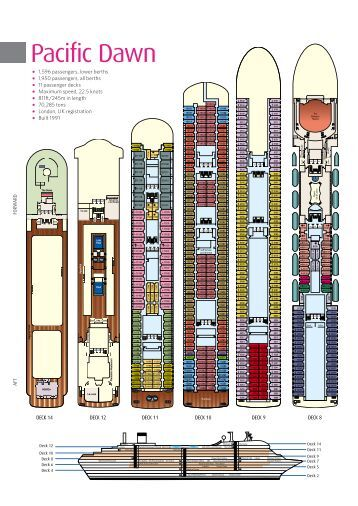 Visit Our Interactive Cabin And Deck Layouts At Pocruises