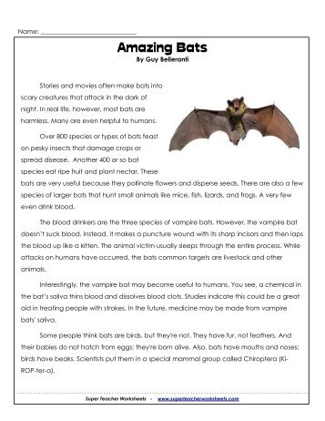 Amazing worksheets for teachers