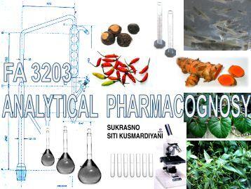 textbook of pharmacognosy and phytochemistry pdf