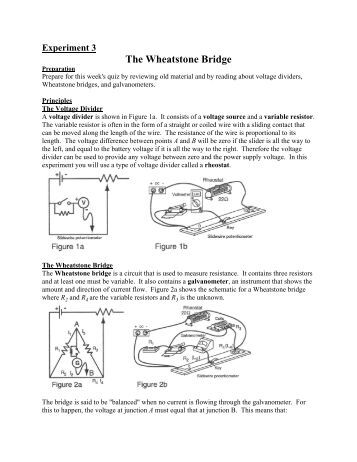 a wheatstone bridge essay The odyssey essay classic literature often provides insight to an ancient society, their values, and their beliefs many books that are considered classics today.