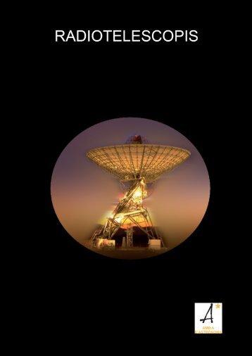 RadioTelescopis - Año Internacional de la Astronomía