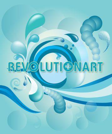 Revolutionart Magazine #36 - WATER