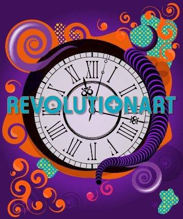 Revolutionart Magazine #41 - TIME