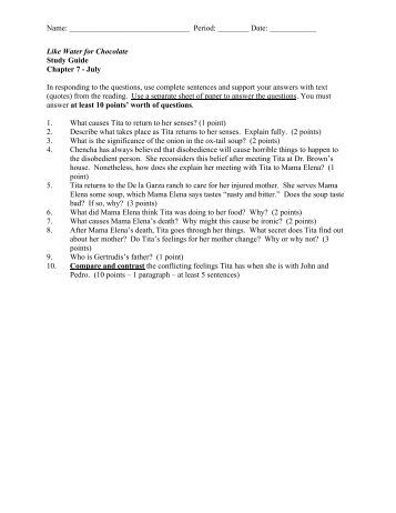 Chapter 11-12 Study Guide - AP US History