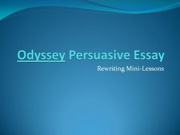 five-paragraph essay mini lessons These ideas are ideal for any writing curriculum and are a part of a series of mini lessons writing mini lesson #16- writing an introduction for a narrative essay.