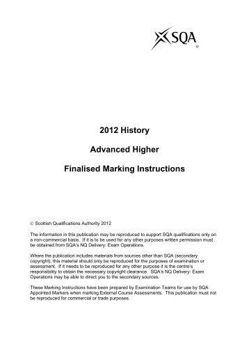 Essay Writing Guide - Kinross High School